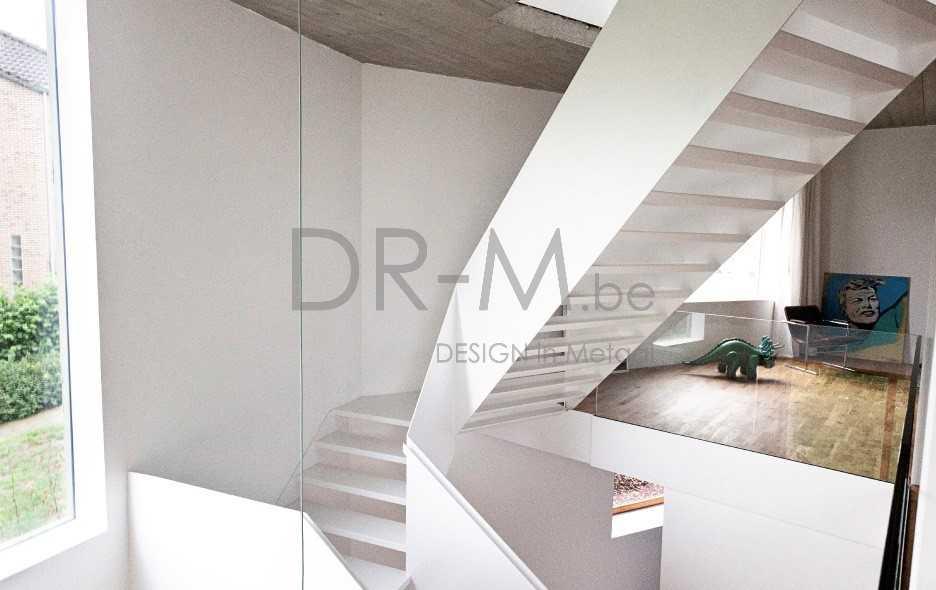 Moderne trap dr m